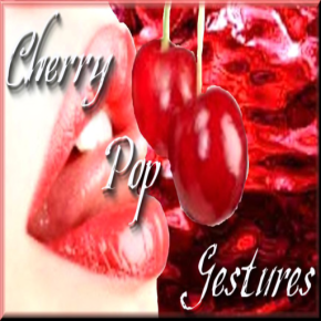 Cherry Pop Gestures Logo