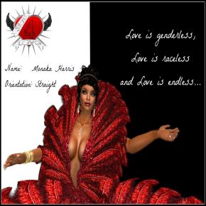 Monaka Harris - Stand4Love
