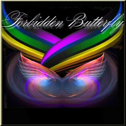 New Larger Forbidden Butterfly Logo