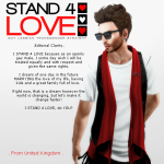 Stand4love example