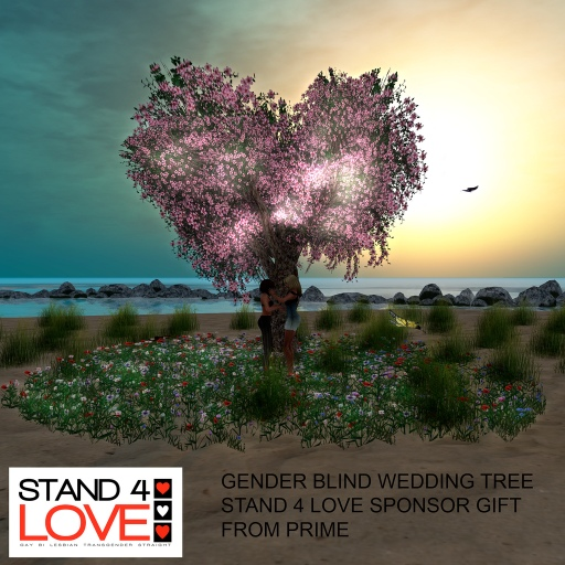 STAND4LOVE Prime Tree