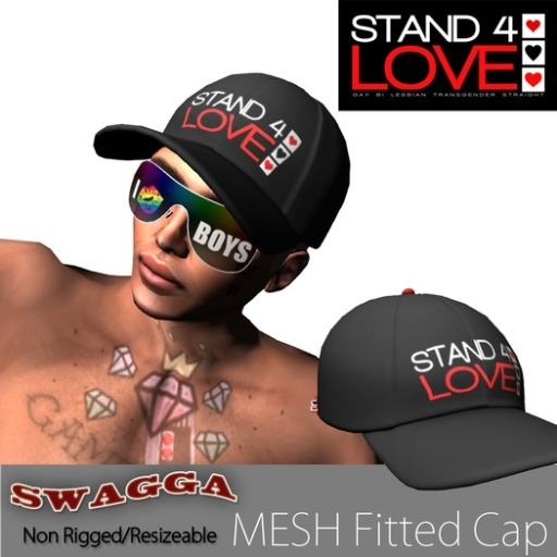 stand4lovead swagga