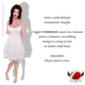 Stand4loveLeelee