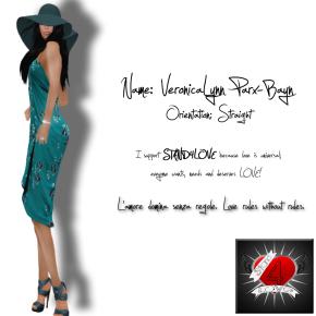 VeronicaLynn Parx-Bayn Stand4Love
