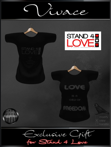 ! Vivace ! - for Stand 4 Love