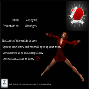 Zandy Oh - Stand4Love