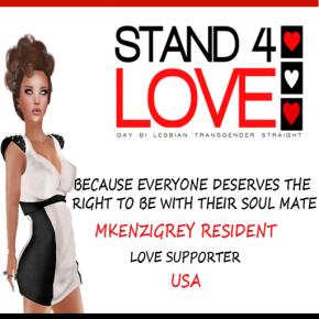 MkenziGrey Stand4Love