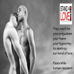 STAND 4 LOVE Paola Mills