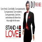STAND 4 LOVE PAVIE ANDEL