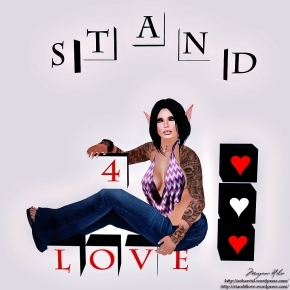 STAND 4 LOVE SUPPORT