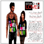 STAND4LOVE A.C. Carter-Ryerley Ben Carter-Ryerley
