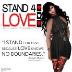 STAND4LOVE Aaliyah Munro