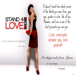 STAND4LOVE Airshippirate