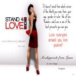 STAND4LOVE Airshippirate