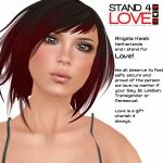 STAND4LOVE Angela Kwak