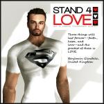 STAND4LOVE Benjamin Glendale