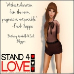 STAND4LOVE Bethany Arabello