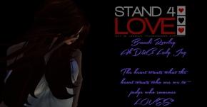 STAND4LOVE Brandi Rowley