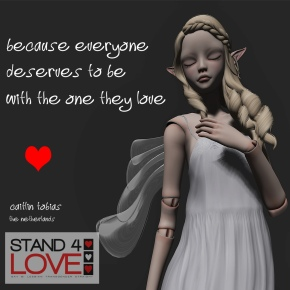 STAND4LOVE Caitlin Tobias