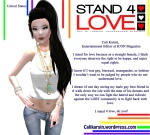 STAND4LOVE Cali Karsin