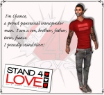 STAND4LOVE ChanceMiguel