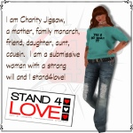 STAND4LOVE Charity Jigsaw by JenJEn Sommerfleck
