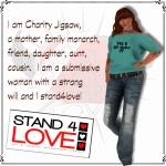 STAND4LOVE Charity Jigsaw by JenJEn Sommerfleck
