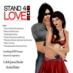 STAND4LOVE Colt and Jamee Binder