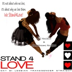 STAND4LOVE Gillii Resident and DazedDreams Resident
