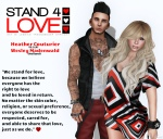 Stand4Love Heather Couturier Wesley Madenwald