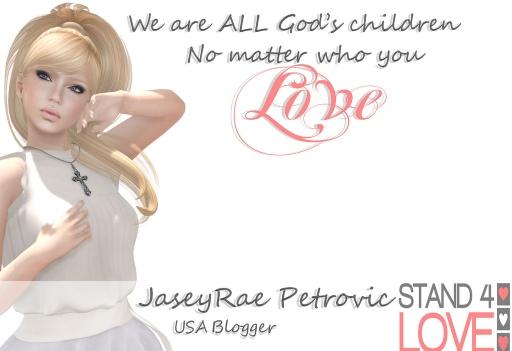 STAND4LOVE JaseyRae Petrovic
