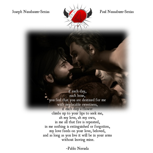 STAND4LOVE Joseph Nussbaum-Sexiad Paul Nussbaum-Sexias