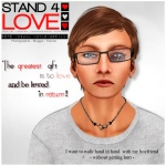 STAND4LOVE Joshua Noble