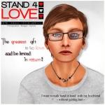 STAND4LOVE Joshua Noble