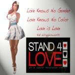 STAND4LOVE Kat Wrigglesworth