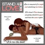 STAND4LOVE Katina Cazalet and Lou Moonlight