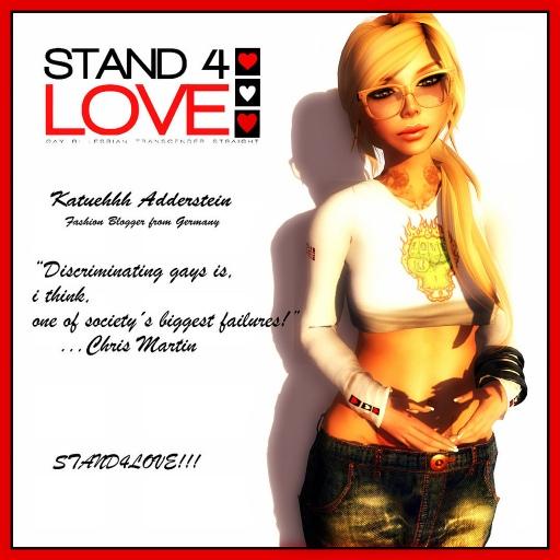 Stand4Love katuehhh adderstein