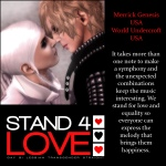 STAND4LOVE Merrick Genesis and World Undercroft