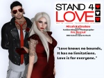 STAND4LOVE Micah Kalinakov Fru Deezul