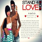 STAND4LOVE MissJaden Resident and ZanderT Weston
