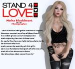 Stand4Love Moira Blackheart