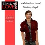 STAND4LOVE Nicholas Valentine