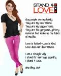 STAND4LOVE Nina Bing