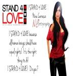 STAND4LOVE Nina Carrasco