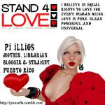 STAND4LOVE Pi Illios