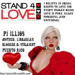STAND4LOVE Pi Illios