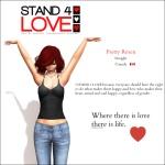 STAND4LOVE Pretty Rexen