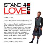 STAND4LOVE PSALTER Pfeffer