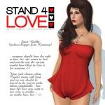 STAND4LOVE Sawa Gothly