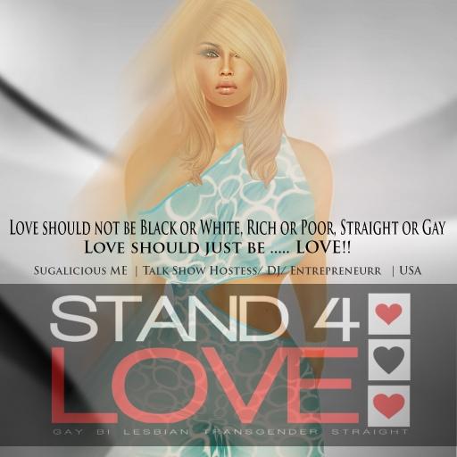 STAND4LOVE Sugalicious Me